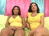 Havana Ginger and Savana Ginger – Latin sisters with huge tits fuck guy